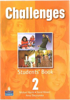 Challenges: Student's book 2