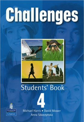 Challenges: Student's book 4