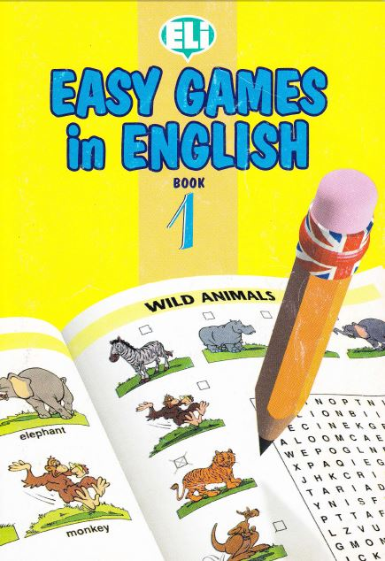 Կազմը Easy games in English
